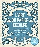 L'art du papier découpé - 24 créations pour toutes les occasions, avec 48 patrons prêts à découper