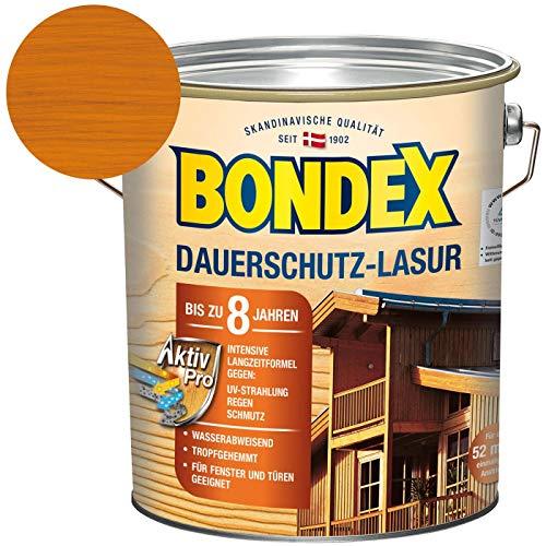 Bondex Dauerschutz-Lasur Oregon Pine/Honig 4,00 l - 329916