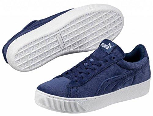 Puma Vikky platform VR blau Sneaker Damen Größe 38 EU