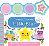 Twinkle, Twinkle, Little Star: A Light-Up Sound Book