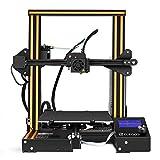 ELEGOO Impresora 3D Ender 3 FDM 3D Printer Con Reanudar la Impresión V-Slot Marco de la Prusa i3...
