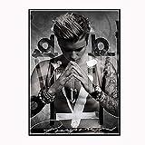 WTHKL Justin Bieber - Musik Persönlichkeit Wandkunst