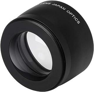 Baosity 52mm 2X Telephoto Lens Teleconverter for Nikon D5100 D3200 D70 D40 Canon EOS 1300D 600D 5D DSLR Cameras Universal