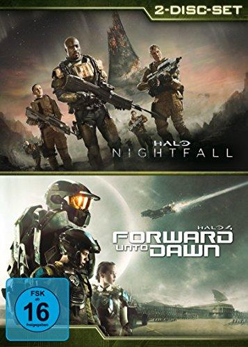 Halo: Nightfall / Halo 4: Forward Unto Dawn [Limited Edition] [2 DVDs]