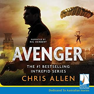 Avenger     Intrepid, Book 3              By:                                                                                                                                 Chris Allen                               Narrated by:                                                                                                                                 Ric Herbert                      Length: 9 hrs and 30 mins     Not rated yet     Overall 0.0