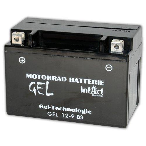 intact Bike-Power GEL 12V 8Ah YTX9-BS 50812 Gel12-9-BS