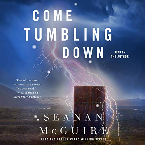 Come Tumbling Down audiobook cover art