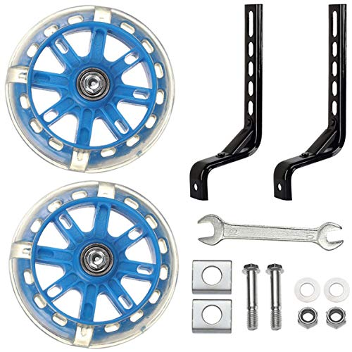 Bicycle Mute Training Wheels for 12 14 16 18 20