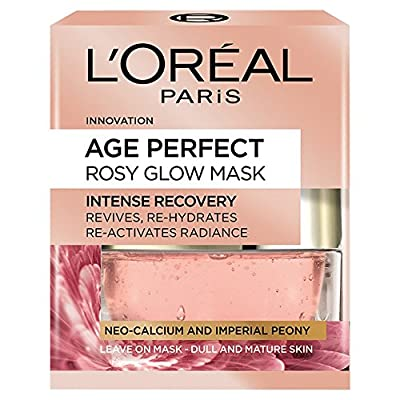 L'Oreal Paris Age Perfect Rosy Glow Mask 50ml by Loreal