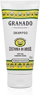 Linha Terrapeutics Granado - Shampoo Castanha do Brasil 180 Ml - (Granado Terrapeutics Collection - Brazil Nut Shampoo 6.1 Fl Oz)