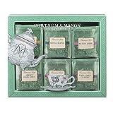 Fortnum and Mason British Tea, Fortnum's Famous Tea Bag Selection, 60 Count Tea bags (1 Pack)