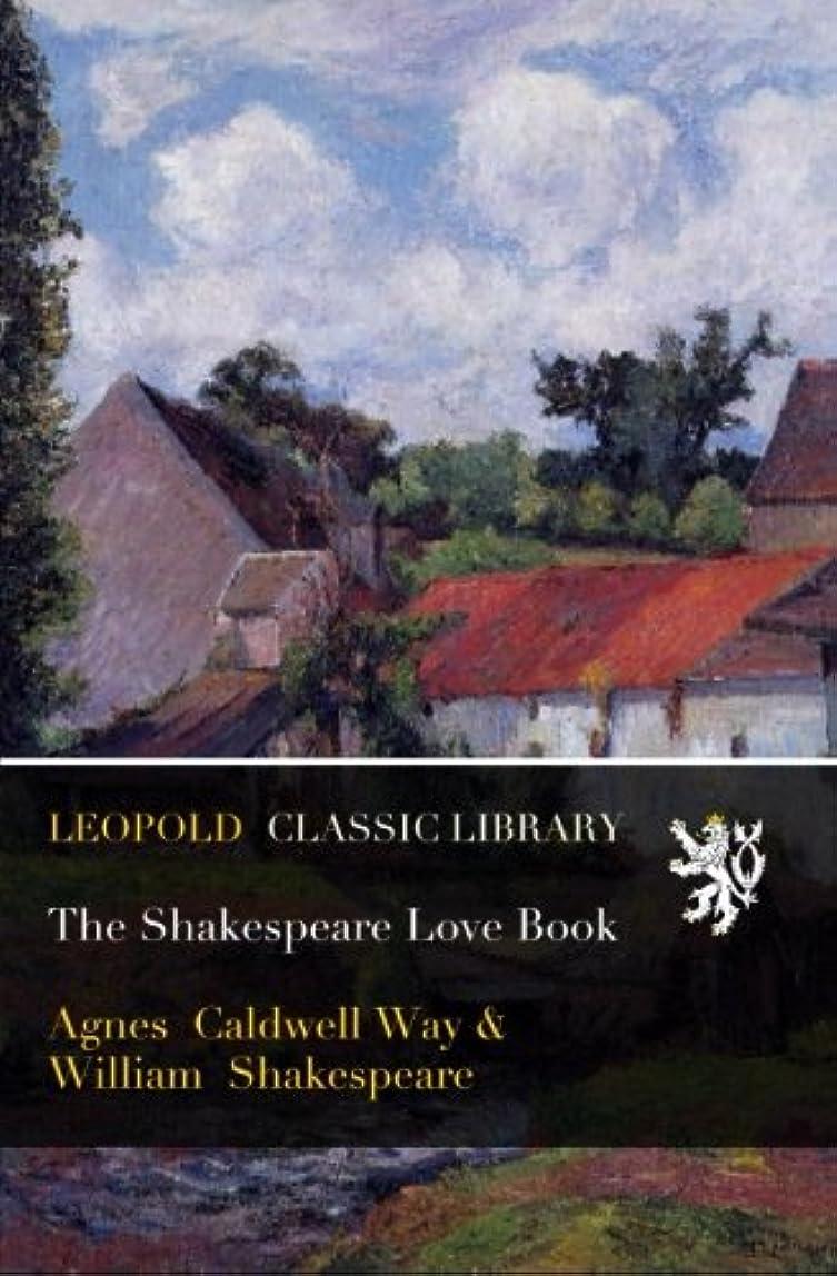 本スリム日The Shakespeare Love Book