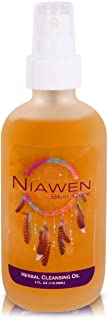 Niawen Herbal Cleansing Oil. Natural Face Wash Heals Congestion and Removes Impurities. 100% Natural, Anti-Aging with Anti...