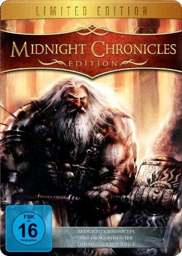 Midnight Chronicles Edition (Midnight Chronicles / Fire Dragon Hunter / Der Meister der Ringe)(Starmetalpak) [Limited Edition]