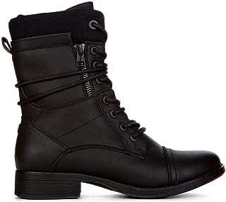 7347a08bb708ad Amazon.ca  Boots - Women  Shoes   Handbags  Platform