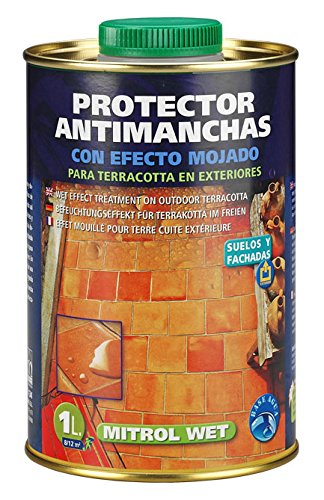MITROL WET PROTECTOR ANTIMANCHA EXTERIORES EFECTO MOJADO 1L MONESTIR