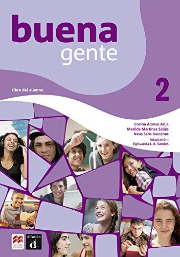 Buena Gente - Libro Del Alumno Estândar (Volume 2)