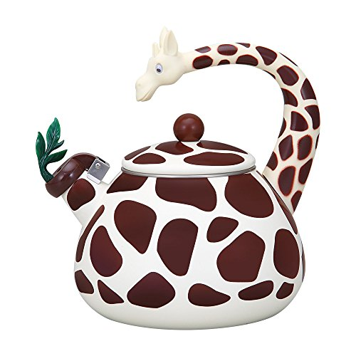 Giraffe Animal Shaped Whistling Kettle