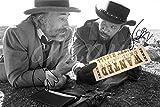 Jamie Foxx und Christoph Waltz unterzeichnet Foto