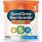NESTLÉ GOOD GROW Stage 3 Nutritional Toddler Drink, 12+ months, Milk Flavour, 850 g