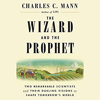 The Wizard and the Prophet cover art