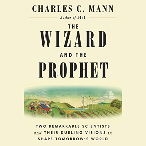 The Wizard and the Prophet audiobook cover art