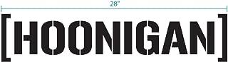 Best large hoonigan decal Reviews