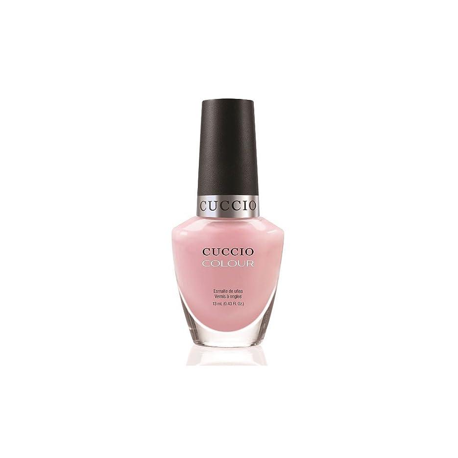 家主樫の木かすれたCuccio Colour Gloss Lacquer - Pink Lady - 0.43oz / 13ml