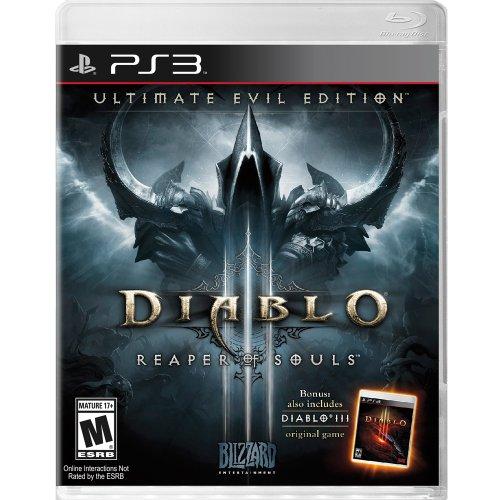 Activision Diablo III - Juego (PS3, PlayStation 3, RPG (juego de rol), M (Maduro))