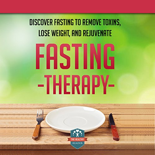 Fasting Therapy audiobook cover art