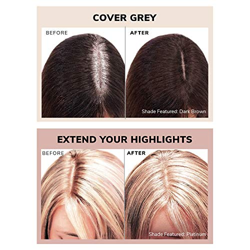 ColorWow Root Cover Up, Ansatzpuder, blonde