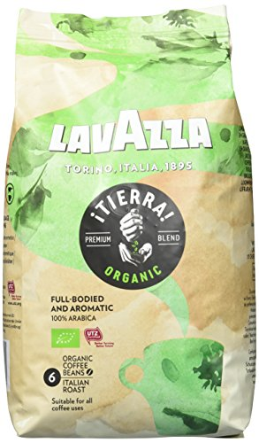 Lavazza Tierra Organic Bohne, 1000 g