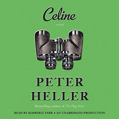Celine audiobook cover art