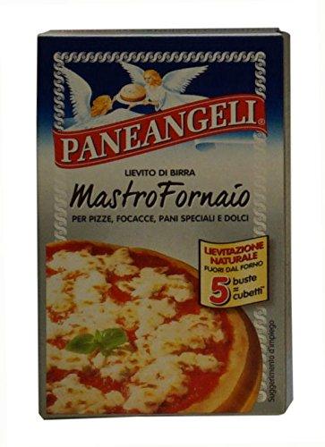 Paneangeli Lievito Mastro Fornaio per pizza Astuccio Da 5 Bustine da Gr 7