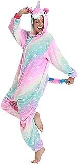 3D Animal Onesies Pajamas Unisex Costume Cosplay Partywear Halloween Robe…