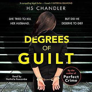 Degrees of Guilt cover art