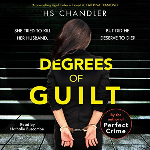Degrees of Guilt cover art