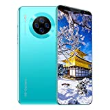 Beautyup MATE36 Teléfono Móvil 5.8 Pulgadas Android Smartphone 4GB + 64GB LIU Haiping Smartphone Barato (Color : Blue)