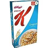 Kellogg's Special K, Breakfast Cereal, Original, Made with Folic Acid, B Vitamins, and Iron, 12oz Box