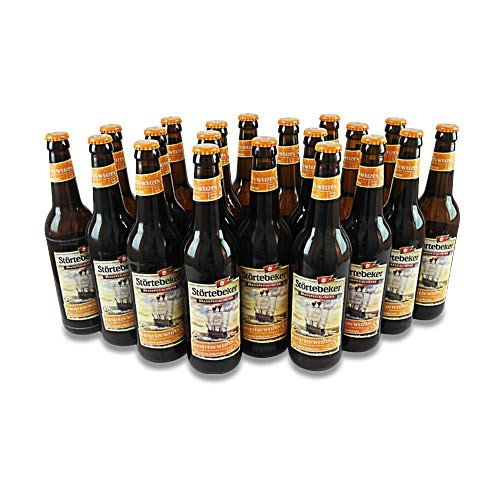 Störtebeker Bernstein-Weizen (20 Flaschen à 0,5 l / 5,3% vol.)