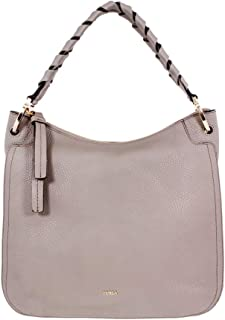 Furla Rialto Ladies Medium Beige Sabbia Leather Hobo Bag 981786