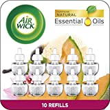 Best Plug In Air Fresheners - Air Wick Plug in Scented Oil 10 Refills Review