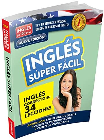 Ingl s en 100 d as Ingl s s per f cil English in 100 Days Very Easy English Spanish Edition product image