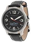Aristo Herren Messerschmitt Uhr Fliegeruhr Edelstahl Automatic BF-109