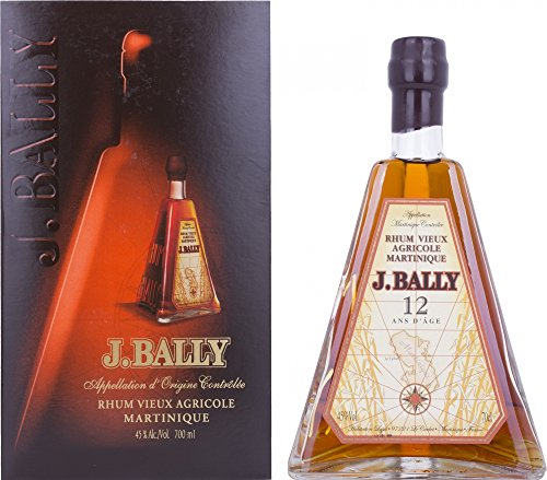 petit un compact Barry Berry Old Amber Rum 12 Ans Martinique 70cl