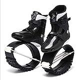 Zapatos Edad Hombres Y Mujeres de la Aptitud Gravedad Botas Saltos Zapatos de Rebote Que despiden los Zapatos de Salto de tamaño, Peso de la Carga Range50-110KG, 36/38