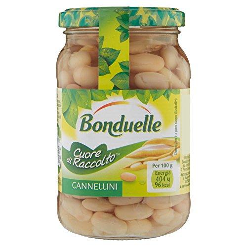 Bonduelle Fagioli Cannellini - Vaso da 330 gr