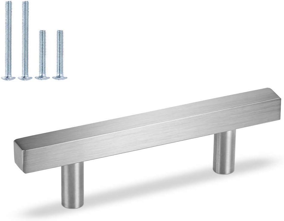 homdiy Brushed Nickel Cabinet Handles Sale SALE% OFF - Max 54% OFF Pulls Cab Drawer HDJ22SN
