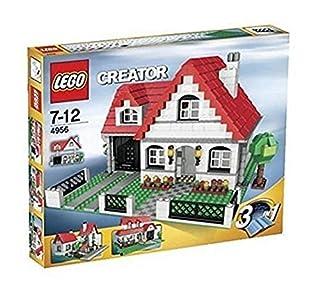 LEGO Creator 4956 - Haus (B000HHDQAW) | Amazon price tracker / tracking, Amazon price history charts, Amazon price watches, Amazon price drop alerts