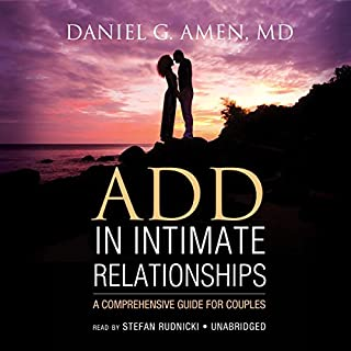ADD in Intimate Relationships audiobook cover art